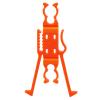 Orange GenTap Hose Clip