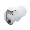 "1/4"" MNPT PMC Series Acetal Body - Shutoff (Insert Sold Separately)"