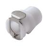 "1/4"" MNPT PLC Series Acetal Body - Shutoff (Insert Sold Separately)"