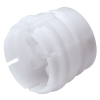 "1/16"" ID (1.6mm ID) Sixtube™ Coupling Insert with Male Fitting - Straight Thru (Body Sold Separately)"
