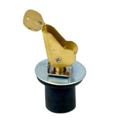 "Snap-tite Expandable Rubber Plug 1/2"" Dia. x 11/16"" Height"