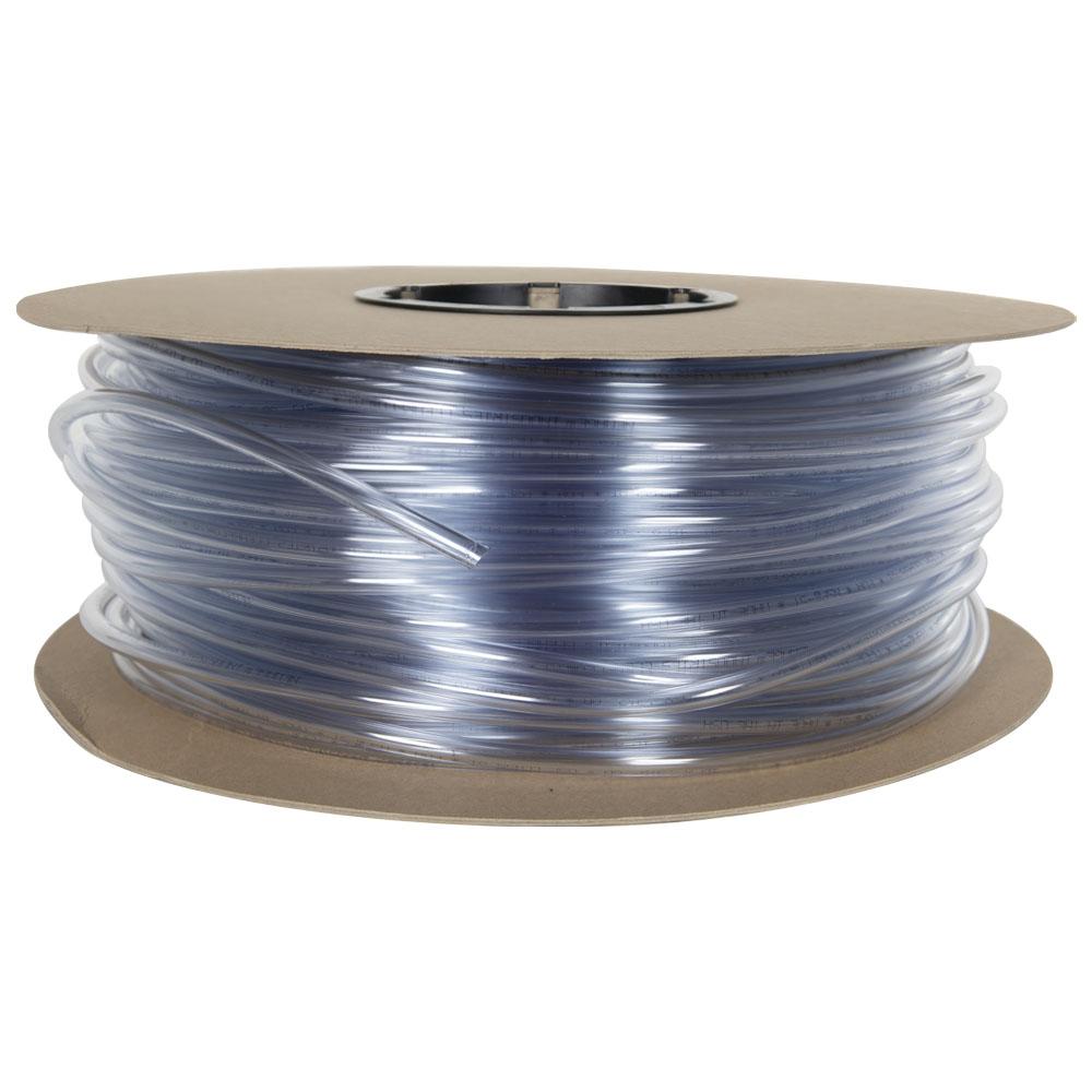 "1/8"" ID x 1/4"" OD x 1/16"" Wall Clearflo® 70 Phthalate-free PVC Tubing"