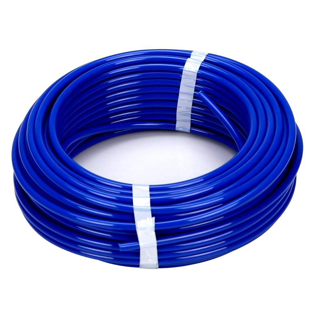 ".170"" ID x 1/4"" OD x .040"" Wall Blue LLDPE NSF 51/61 Tubing"