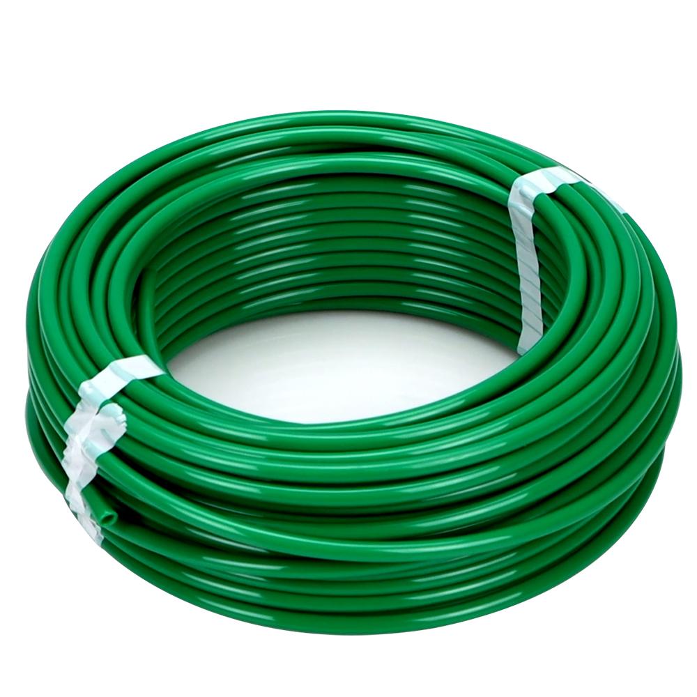 """0.170"""" ID x 1/4"""" OD x 0.040"""" Wall Green LLDPE NSF 51/61 Tubing"""
