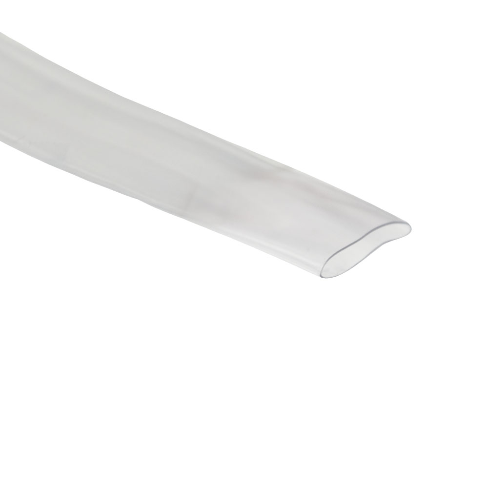 "4"" Clear VinylGuard Heat Shrink Tubing"