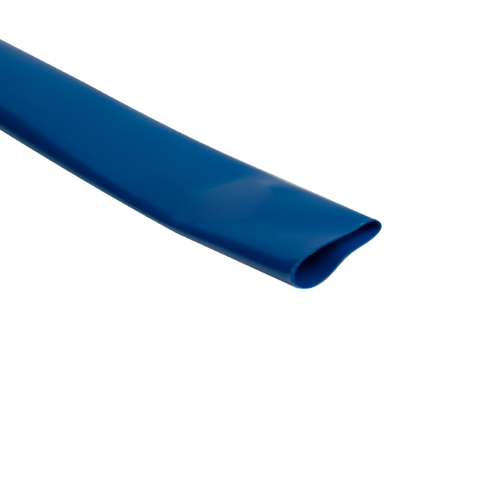 "4"" Blue VinylGuard Heat Shrink Tubing"