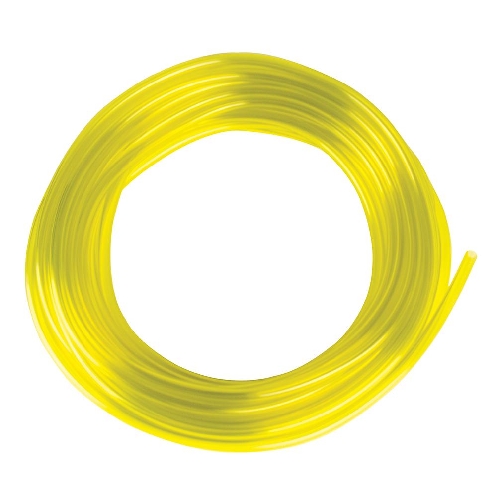 "5/16"" ID x 7/16"" OD x 1/16"" Wall Excelon GO-1480® Non-DEHP Vinyl Fuel & Oil Tubing"