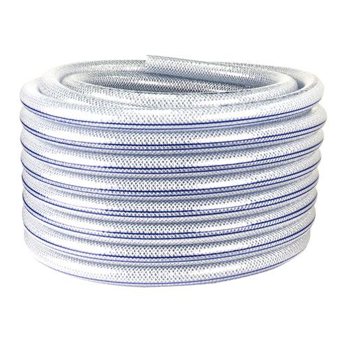 "1/2"" ID x .906"" OD Kuri Tec® POLYWIRE® PLUS K7300 Series PVC Hose"