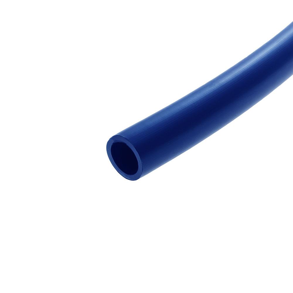 """1/8"""" ID x 1/4"""" OD x .062"""" Wall Blue Polyurethane Tubing"""