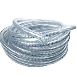 Kuri Tec® POLYWIRE® PVC Heavy Wall Food & Beverage Vacuum/Transfer Hose Series K7130