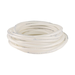 "3/16"" ID x 7/16"" OD x 1/8"" Wall Tygon® Sanitary Silicone Pressure Tubing"