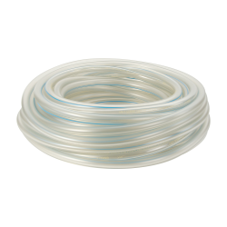 "1/2"" ID x 13/16"" OD x 5/32"" Wall Tygon® S3™ M-34-R Sanitary Raw Milk Tubing"