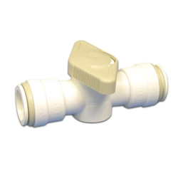 Acetal Straight Shut-Off Valve