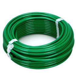 """0.170"""" ID x 1/4"""" OD x 0.040"""" Wall Green LLDPE Tubing"""