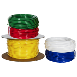 Colored LLDPE Tubing