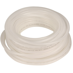 ".125"" ID x 1/4"" OD x .062"" Wall Natural Tamco® RT-55D LLDPE Tubing"