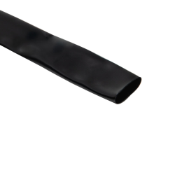 "2-1/2"" Black VinylGuard Heat Shrink Tubing"