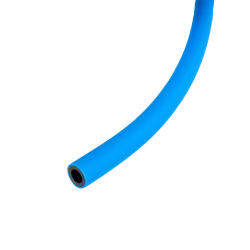"1/4"" OD x .156"" ID Blue Armor-Weld™ Spatter Resistant Tubing"