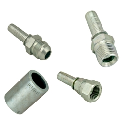 Piranhaflex™ Hydraulic Hose Fittings