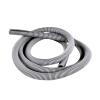 "1/4"" Sealproof® Gray Polyethylene Fire Retardant Flexible Split Tubing"