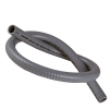 "1-1/2"" Sealproof® Gray Liquid-Tight Conduit"
