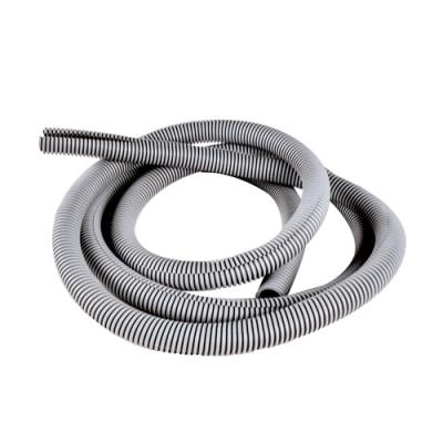 "5/8"" Sealproof® Gray Polyethylene Fire Retardant Flexible Split Tubing"