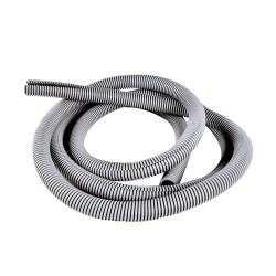 "1/4"" Sealproof® Gray Polyethylene Fire Retardant Flexible Split Tubing"