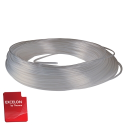 "3/8"" ID x 5/8"" OD x 1/8"" Wall Excelon TE Ultra Chemical Resistant Tubing"