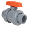 "3"" Socket CPVC TB Series Ball Valve with EPDM O-rings"