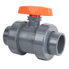 "3"" Socket PVC TB Series Ball Valve with EPDM O-rings"