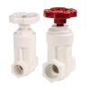 "1"" Socket PVC Gate Valve"