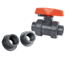 Hayward® TB Series True Union Valve with Safe Lockouts