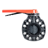 "3"" Classic Butterfly Valve with Lever Handle & EPDM O-ring"