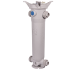 "Hayward® FLV Series 2"" Flanged GFPP Simplex Bag Filter - Double Length"