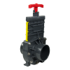 "3"" Socket x Socket Gray Knife Gate Valve"