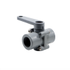 """1/2"""" Socket x 1/2"""" Socket(for SCH 40 & 80 Pipe) Series 250 Ball Valve with Buna-N Seals"""