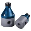 """1/4"""" RPV Series PVC Diaphragm Pressure Relief Valve"""