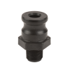 "1/2"" Male Adapter x 1/2"" MNPT"