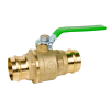 "2"" 759PLF Lead Free Press Ball Valve"