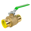 "2-1/2"" 759PLF Lead Free Press Ball Valve"