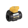 "1/2"" FNPT Side Load Micro Valve with Locking Handle"