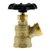 "3/4"" FNPT x 3/4"" GHT No Lead Brass Boiler Drain"