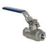 "1/4"" FNPT 316 Stainless Steel Full Port Ball Valve"