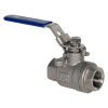 "1/2"" FNPT 316 Stainless Steel Full Port Ball Valve"
