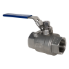"1-1/4"" FNPT 316 Stainless Steel Full Port Ball Valve"