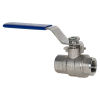 "3/8"" FNPT 304 Stainless Steel Ball Valve"
