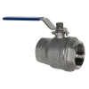 "2"" FNPT 304 Stainless Steel Ball Valve"