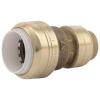"1/2"" CTS x 1/2"" PVC SharkBite® Brass Transition Coupling"