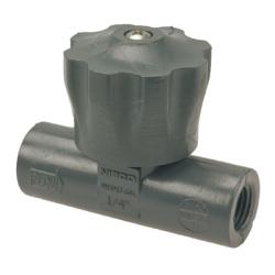 Nibco® Chemtrol® Calibrated PVC Valve