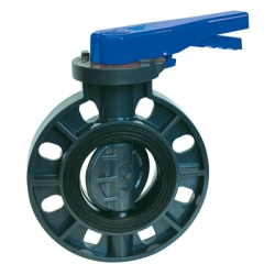 711N Series Economy Butterfly Valves